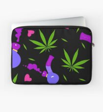 high love leggings  Laptop Sleeve