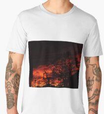 Fire in the Sky Men's Premium T-Shirt