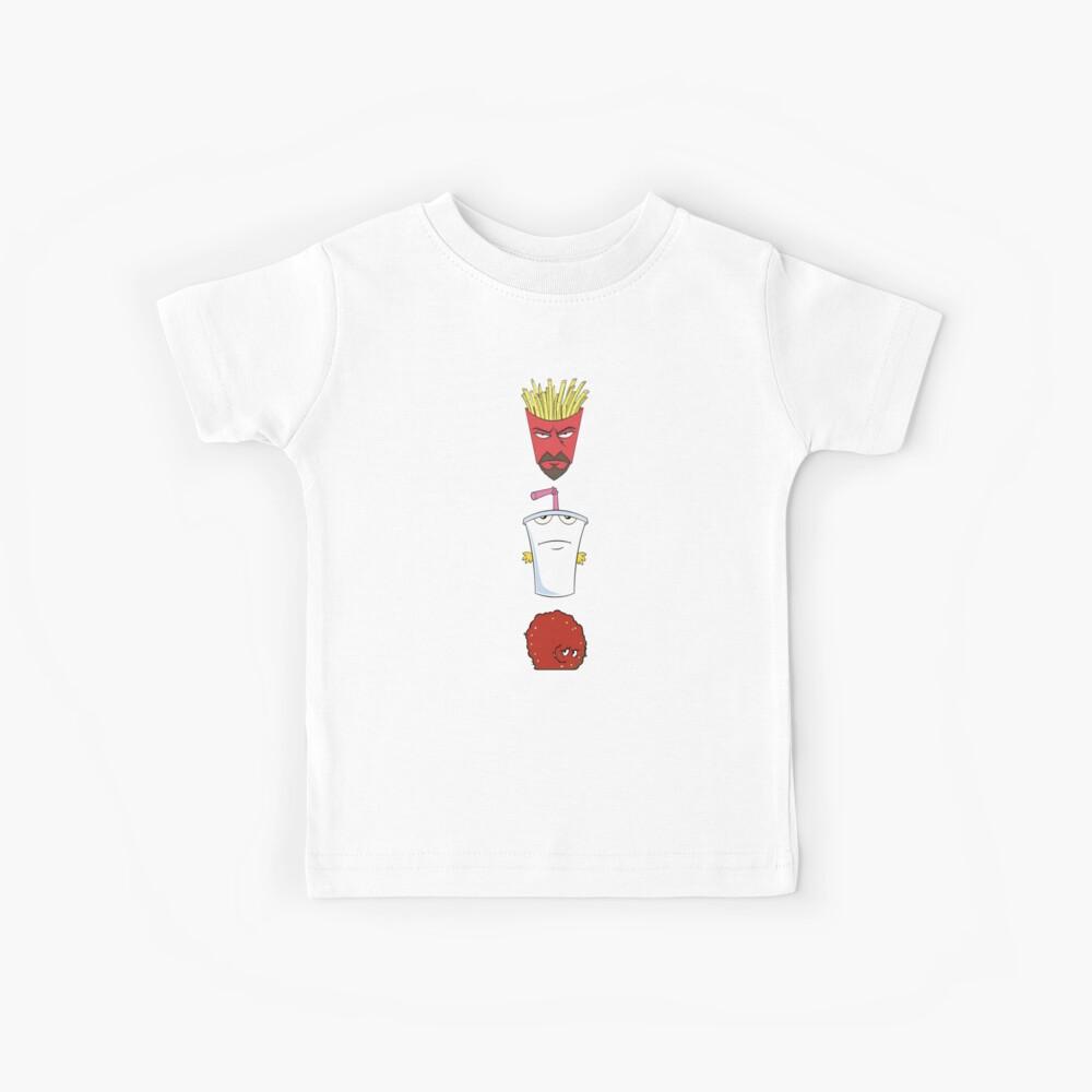 Aqua Teen Hunger Force Camiseta para niños