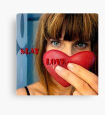State Of Slay - Slay Power Image Canvas Print