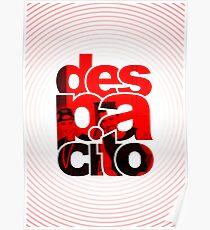 Des Pa Cito - Despacito (White) Poster