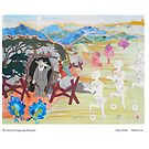 Mountain Hermit by Lillian Trettin
