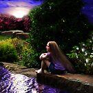 She Dreams Of Dusk by Elizabeth Burton