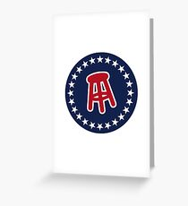 Barstool Sports Greeting Card