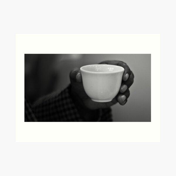Cup of Life Art Print