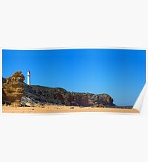 Aireys Inlet Lighthouse, Great Ocean Road, Australia Poster