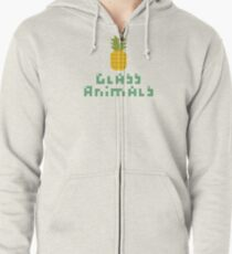 Glass Animals 5 Zipped Hoodie