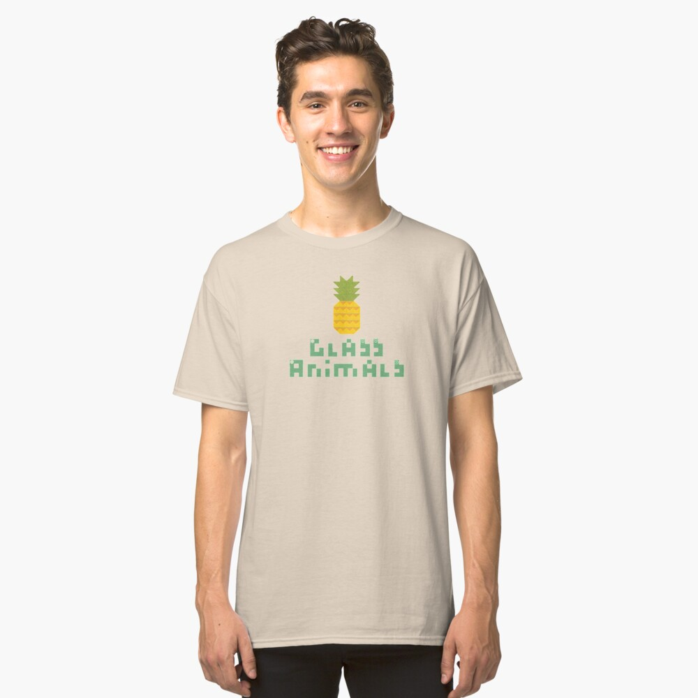 Glass Animals 5 Classic T-Shirt Front