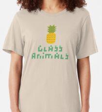 Glass Animals 5 Slim Fit T-Shirt