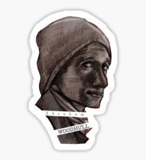 Abraham Woodhull Sticker