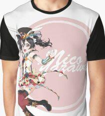 Nico Yazawa Graphic T-Shirt
