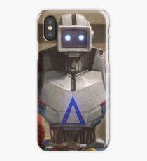 Logic Robot iPhone Case