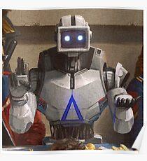 Logic Robot Poster