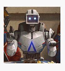 Logic Robot Photographic Print