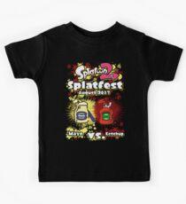 Splatfest 2 - August 2017 Mayo v Ketchup Kids Clothes