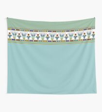 Lotus pool Wall Tapestry
