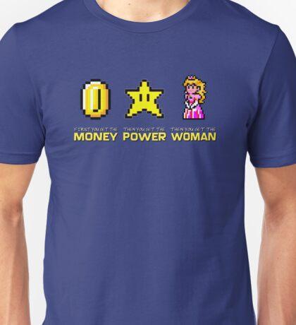 Scarface parody Mario Bros Unisex T-Shirt