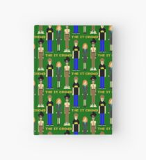 The IT Crowd - Pixels Hardcover Journal