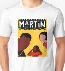 martin - yellow T-Shirt