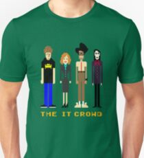 The IT Crowd - Pixels T-Shirt