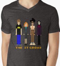 The IT Crowd - Pixels T-Shirt