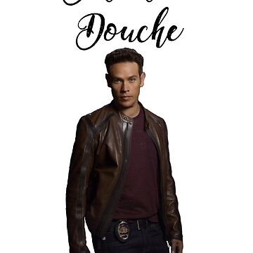 Lucifer Detective Douche by angelinamariav