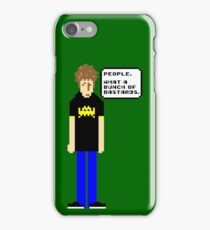 Pixel Roy - The IT Crowd iPhone Case/Skin