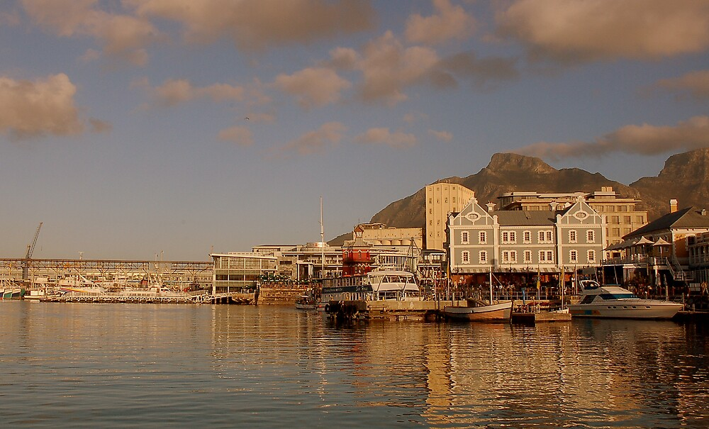 Postcard Cape Town by Simon Gottschalk