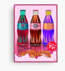 Glass Animal's Pork Soda Canvas Print