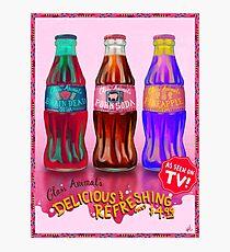 Glass Animal's Pork Soda Photographic Print