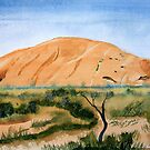 Uluru by Arthur Law