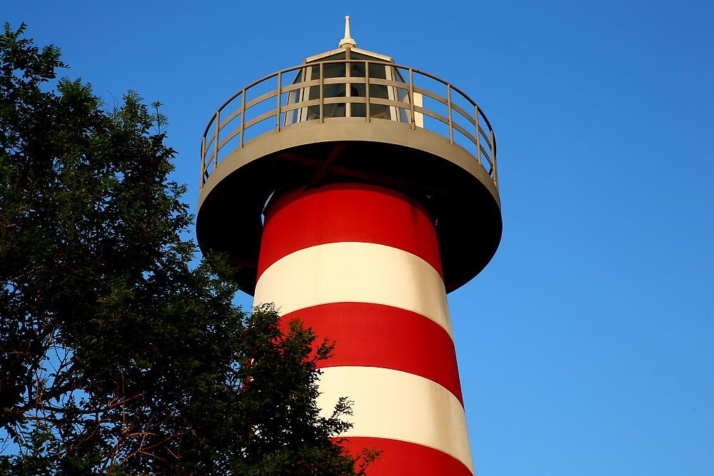 Lefrak point lighthouse by pmarella