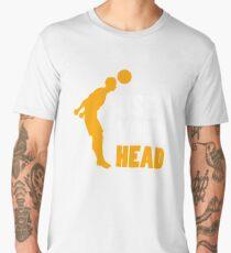 Use Your Head - Soccer, Soccer Player,  Football Men's Premium T-Shirt