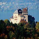 See von Annecy. Frankreich von hanspeder