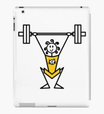 The Lifting Place - Snatch  iPad Case/Skin