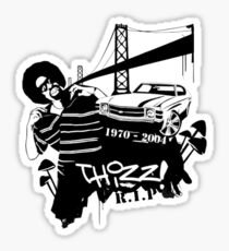 Rest In Peace Mac Dre Sticker