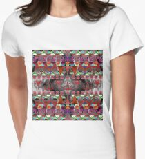 Class 999999 Watchers and M O R E Women's Fitted T-Shirt