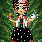 Frida by evilkidart