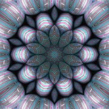 Spheres Kaleidoscope 05 by fantasytripp
