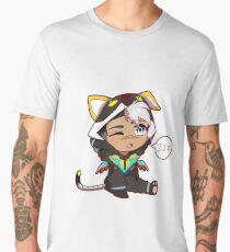 Chibi Voltron Onesie- Shiro w/ White hair Men's Premium T-Shirt
