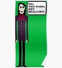 Pixel Richmond - The IT Crowd Poster