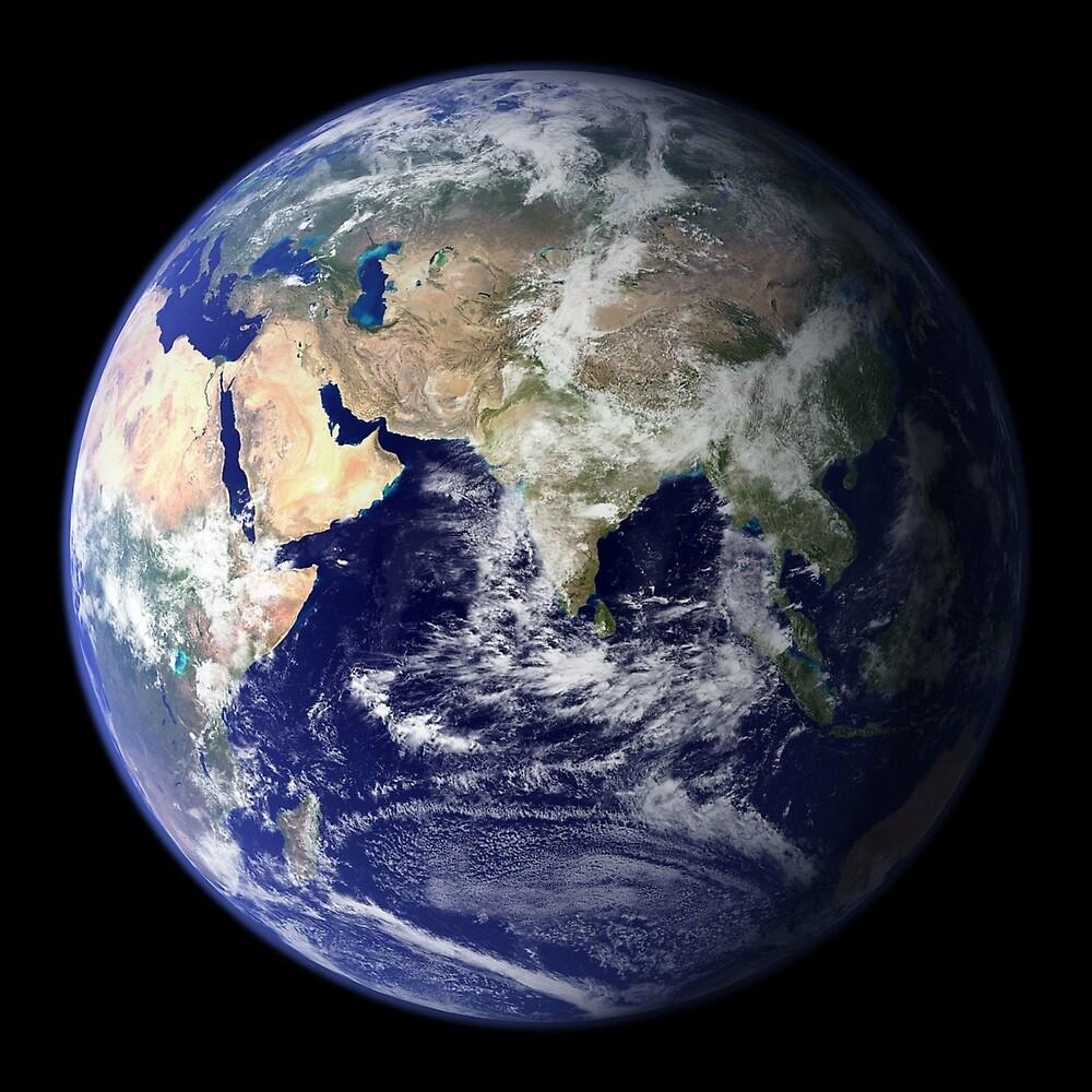 Earth by Yuna26