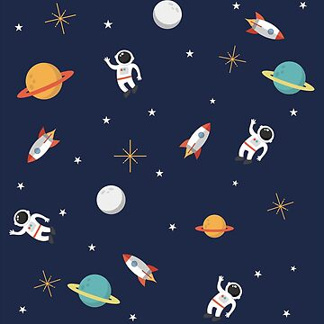 Space Pattern Special  by burrotees