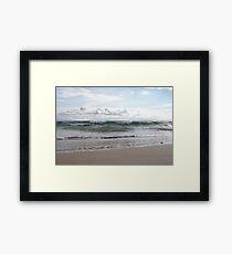 Incoming Tide Framed Print