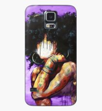 Naturally II PURPLE Case/Skin for Samsung Galaxy