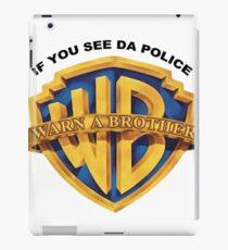 Warner Brothers merchandise iPad Case/Skin