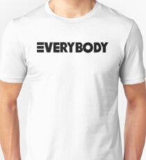 big everybody name T-Shirt