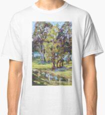 Rawdon Island - plein air Classic T-Shirt