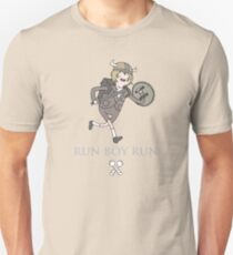 Run Boy Run (Adventure Time parody) T-Shirt