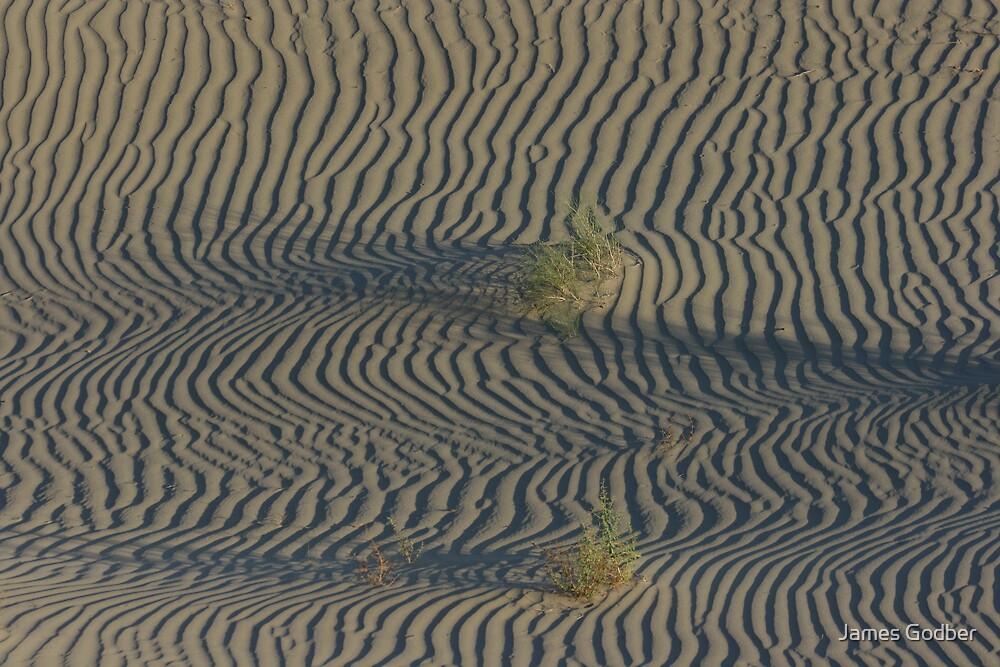 Shifting sands by James Godber
